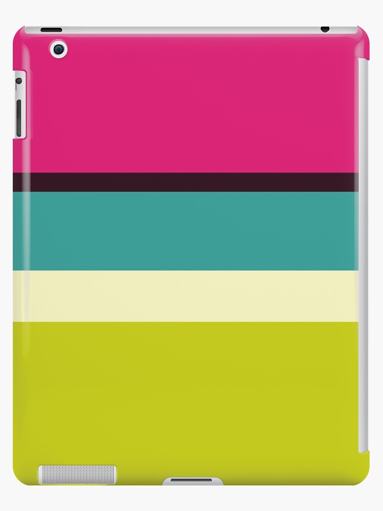 Decor VII (Invert) [iPhone / iPad / iPod Case] by Damienne Bingham