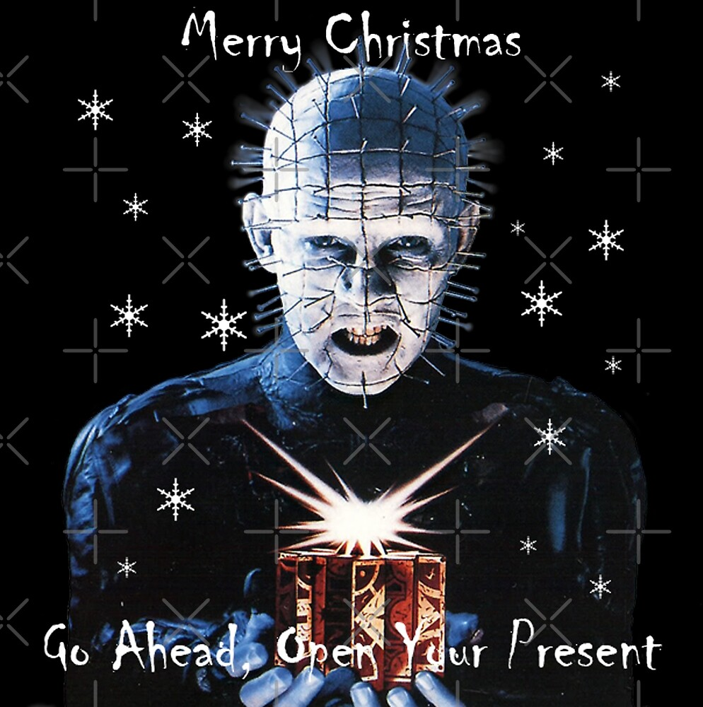 Hellraiser Christmas by MrHandsome