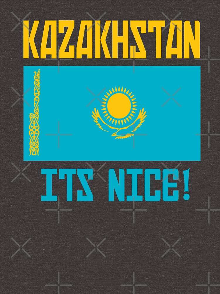 Kazakhstan Its Nice! Borat by everything-shop