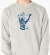 Takk Herren for han er god Pullover Sweatshirt