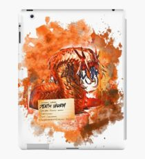 Death Worm iPad Case/Skin
