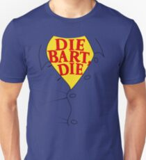 Die Bart, Die - Side Show Bob Tattoo T-Shirt