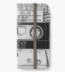 Pixel 80s audio tape iPhone Wallet/Case/Skin