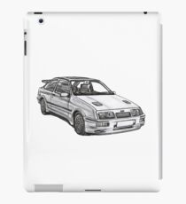 Ford Sierra RS 500 Cosworth 1980s iPad Case/Skin