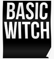 Basic Witch Poster