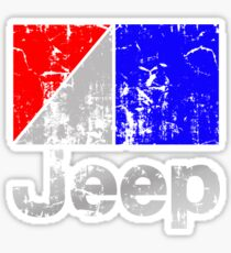 AMC Jeep Sticker
