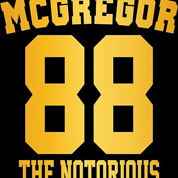 conor mcgregor 88 by mariadems