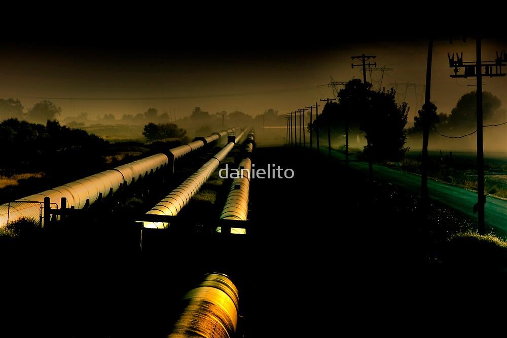 Devils Pipeline by danielito