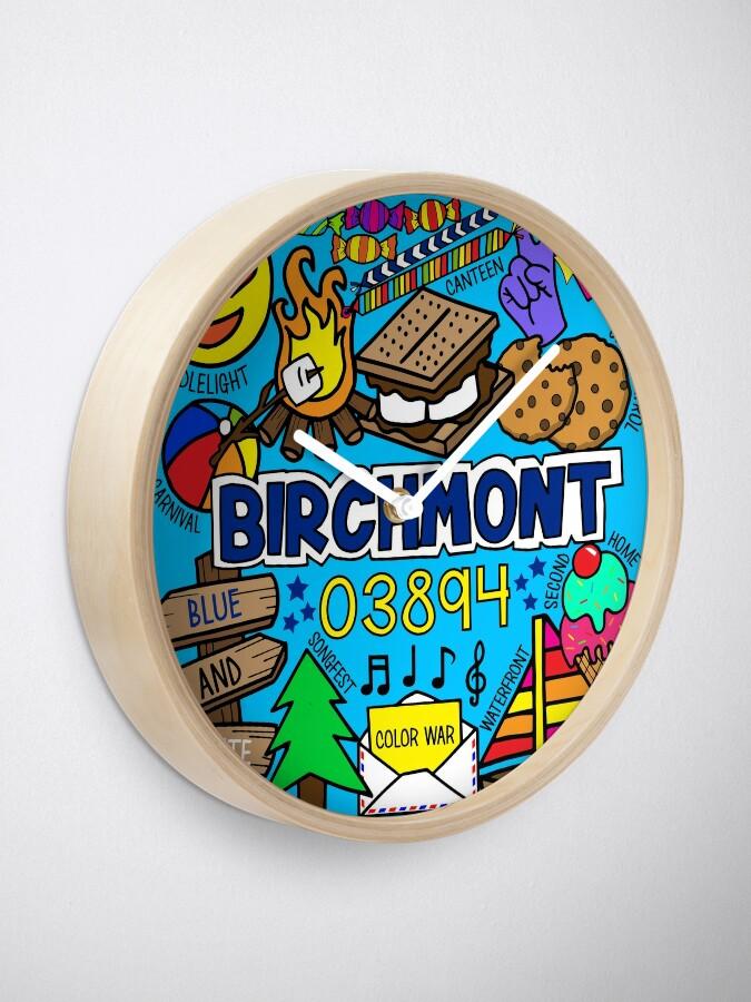 Alternative Ansicht von Birchmont Uhr