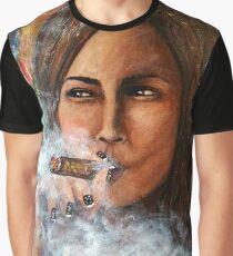 La Cubana 5 Graphic T-Shirt