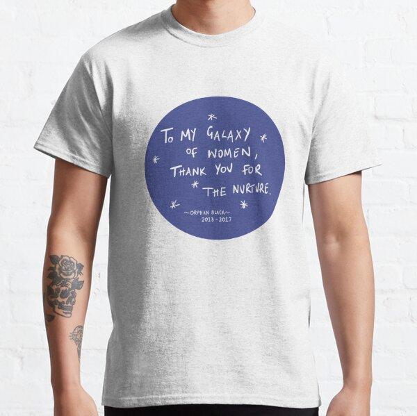 Galaxy of Women - Orphelin Noir T-shirt classique