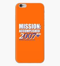 Mission Accomplished 2007 iPhone Case