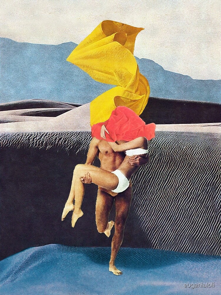 The Lovers vs the Elements by eugenialoli