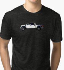 Factory Prepped - Ford Raptor Inspired Tri-blend T-Shirt