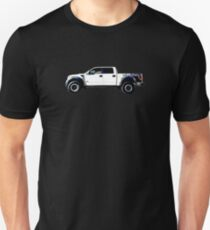 Factory Prepped - Ford Raptor Inspired Slim Fit T-Shirt