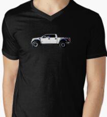 Factory Prepped - Ford Raptor Inspired V-Neck T-Shirt