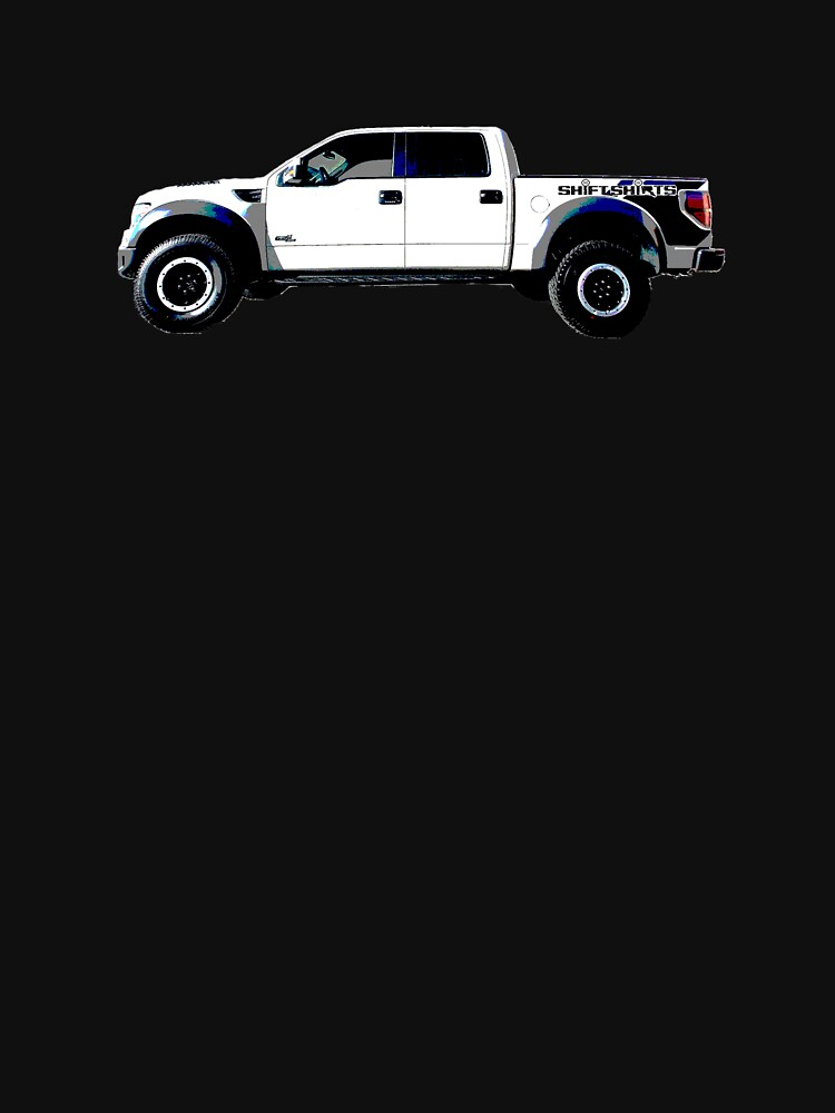 Factory Prepped - Ford Raptor Inspired by ShiftShirts