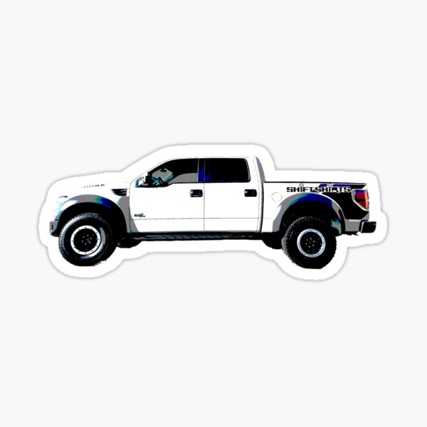 Factory Prepped - Ford Raptor Inspired Sticker