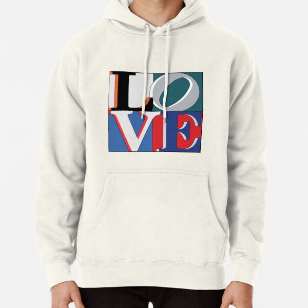 Philly Love Sports Pullover Hoodie
