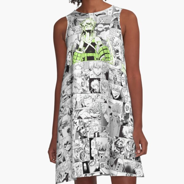King explosion murder A-Line Dress