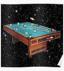 Pool Table Painting Mixed Media Posters Redbubble - Pool table painting