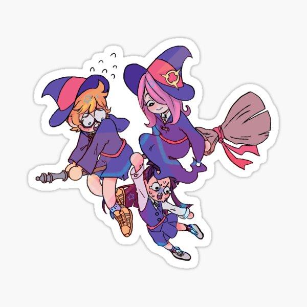 rip akko Sticker