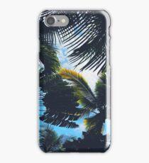 Puerto Vallarta Palms iPhone Case/Skin