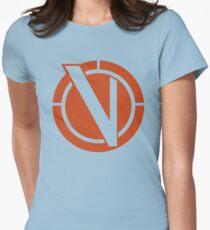 Vindicators Logo - Rick and Morty Women's Fitted T-Shirt