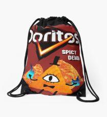 Bill Cipher Demon Doritos Drawstring Bag