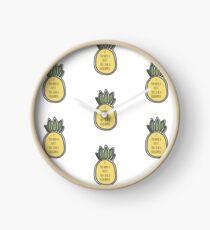 Tumblr Ananas-Abholung Uhr