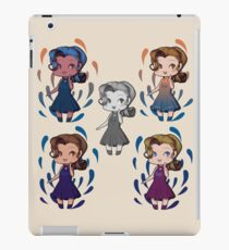 5 chibi anime girl iPad Case/Skin