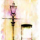 Street Lamp by malcblue