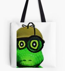 Detective Henry Tote Bag