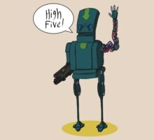 High five robot,