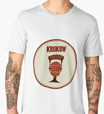 SF Giants Announcer Mike Krukow Pin Men's Premium T-Shirt