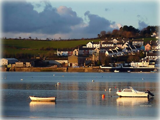 Instow to Appledore by Charmiene Maxwell-Batten