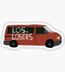 Skam - Los Losers Sticker