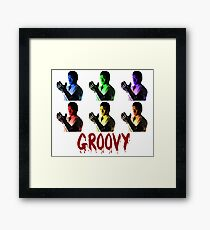Army of Darkness - Groovy Framed Print