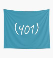 401 Wall Tapestry