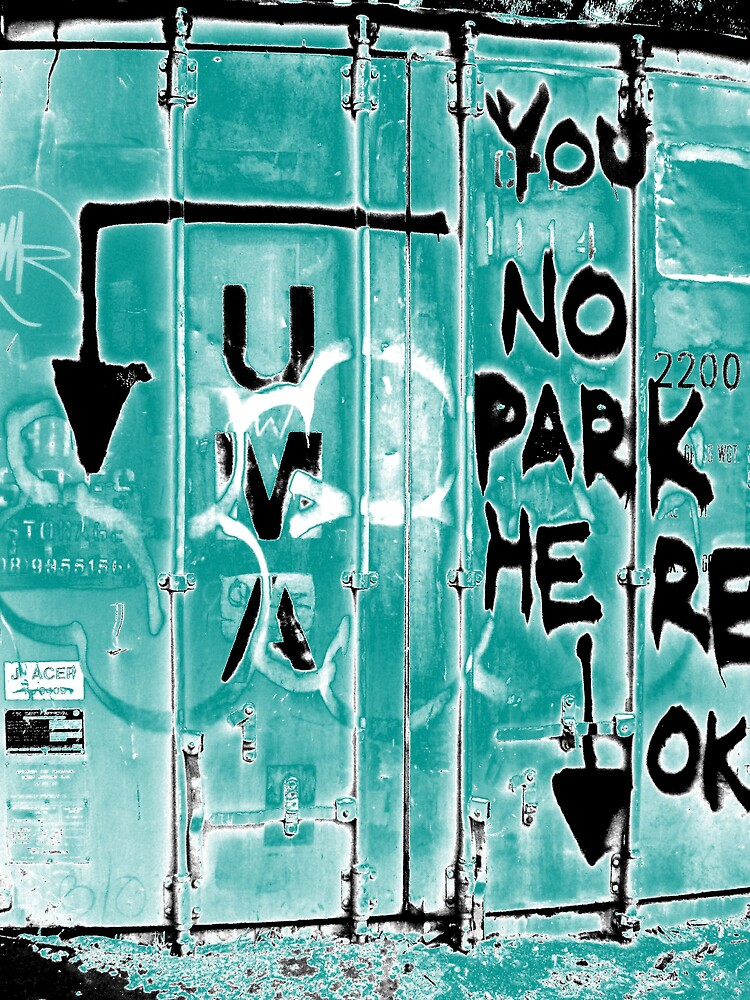 lets not park here by lloydwakeling