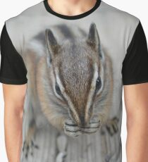 Face Stuffing Graphic T-Shirt