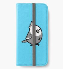 Chubby White Faced Cockatiel iPhone Wallet/Case/Skin