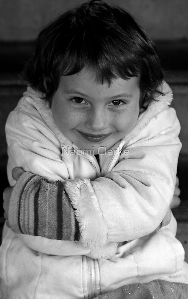 Winter Smile by Naomi Clarke
