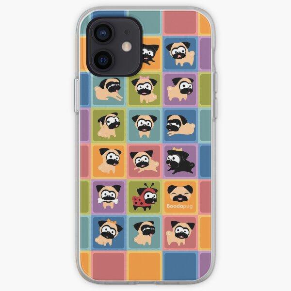 Tugg Color Block Designs iPhone Soft Case