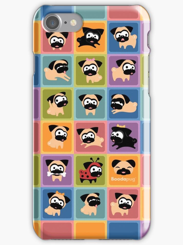 Tugg Color Block Designs by boodapug