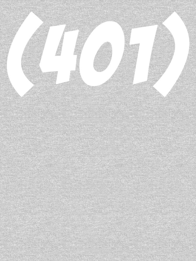 401 Bold by RIHype