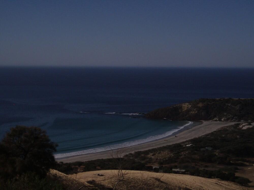 Beach view by samaus