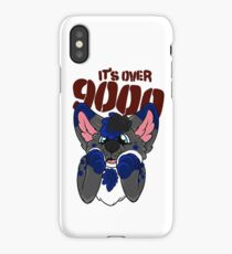 It's over 9000  iPhone Case/Skin