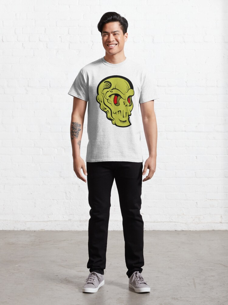 Alternate view of Skully Classic T-Shirt