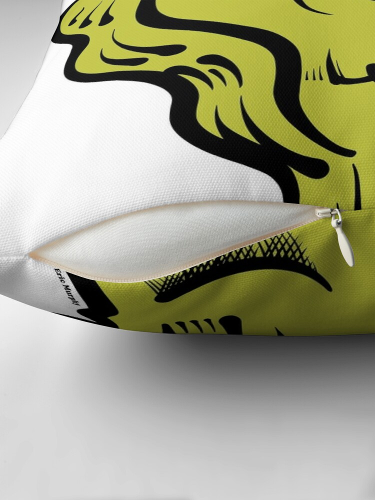 Alternate view of Skully Throw Pillow